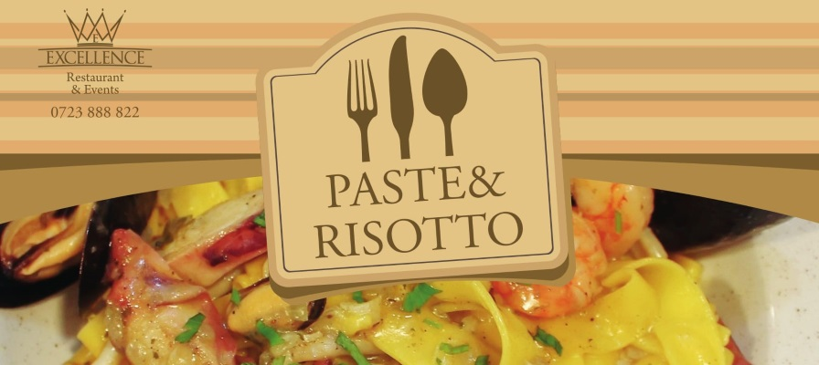 Paste & Risotto